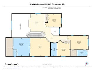 Photo 29: 429 WINDERMERE Road in Edmonton: Zone 56 House for sale : MLS®# E4180529