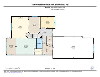 Photo 28: 429 WINDERMERE Road in Edmonton: Zone 56 House for sale : MLS®# E4180529
