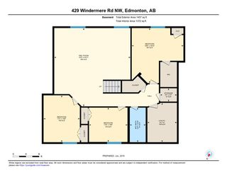 Photo 30: 429 WINDERMERE Road in Edmonton: Zone 56 House for sale : MLS®# E4180529