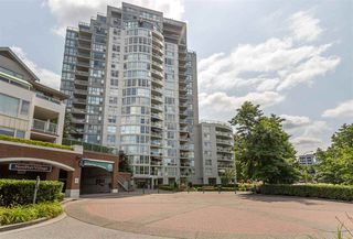 "Main Photo: 1004 200 NEWPORT Drive in Port Moody: North Shore Pt Moody Condo for sale in ""THE ELGIN"" : MLS®# R2437303"