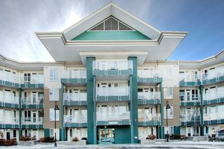 Photo 2: 432 3111 34 AV NW in Calgary: Varsity Apartment for sale : MLS®# C4288663