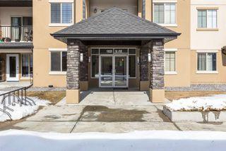 Photo 1: 209 10530 56 Avenue in Edmonton: Zone 15 Condo for sale : MLS®# E4190947
