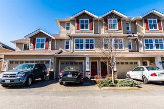 Photo 1: 15 45152 WELLS Road in Chilliwack: Sardis West Vedder Rd Townhouse for sale (Sardis)  : MLS®# R2446387