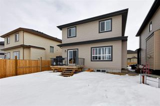 Photo 37: 3632 CLAXTON Place in Edmonton: Zone 55 House for sale : MLS®# E4194049