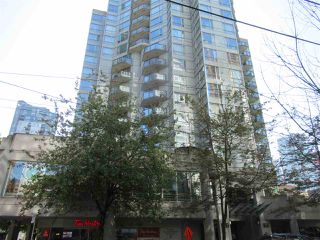 "Main Photo: 1406 1212 HOWE Street in Vancouver: Downtown VW Condo for sale in ""1212 Howe"" (Vancouver West)  : MLS®# R2504975"