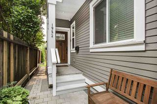 Photo 28: 1952 E 2ND AVENUE in Vancouver: Grandview Woodland 1/2 Duplex for sale (Vancouver East)  : MLS®# R2519393