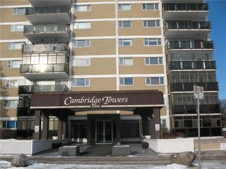 Photo 1: 306 1305 Grant Avenue in Winnipeg: River Heights Condominium for sale (1D)  : MLS®# 202029896