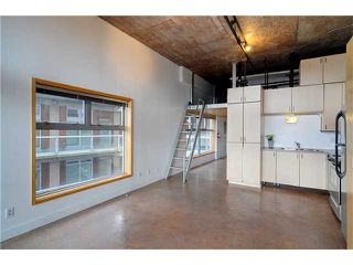 "Photo 5: # 311 1529 W 6TH AV in Vancouver: False Creek Condo for sale in ""SOUTH GRANVILLE LOFTS"" (Vancouver West)  : MLS®# V947302"