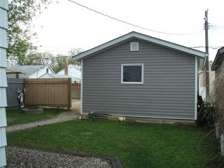 Photo 15: 439 Lariviere Street in WINNIPEG: St Boniface Residential for sale (South East Winnipeg)  : MLS®# 1208961