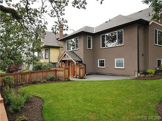 Photo 20: 1274 Vista Heights in VICTORIA: Vi Hillside Strata Duplex Unit for sale (Victoria)  : MLS®# 311221
