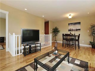 Photo 5: 1274 Vista Heights in VICTORIA: Vi Hillside Strata Duplex Unit for sale (Victoria)  : MLS®# 311221