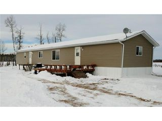 Photo 3: 32460 Range Road 5.0  Sundre, AB  T0M 1X0 in SUNDRE: Rural Mountain View County Single Wide for sale : MLS®# C3551589