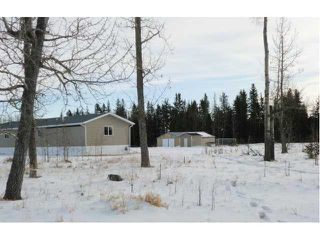 Photo 1: 32460 Range Road 5.0  Sundre, AB  T0M 1X0 in SUNDRE: Rural Mountain View County Single Wide for sale : MLS®# C3551589