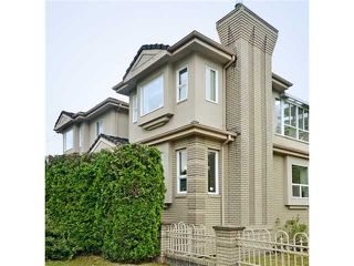 Photo 1: 6488 COLUMBIA Street in Vancouver: Oakridge VW House for sale (Vancouver West)  : MLS®# V1003379