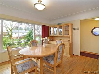 Photo 4: 966 Snowdrop Avenue in VICTORIA: SW Marigold Single Family Detached for sale (Saanich West)  : MLS®# 322574