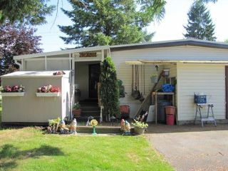 "Photo 23: 20 23141 72ND Avenue in Langley: Salmon River Manufactured Home for sale in ""Livingstone Park"" : MLS®# F1316306"