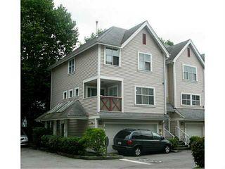 Photo 1: # 51 2450 HAWTHORNE AV in Port Coquitlam: Central Pt Coquitlam Condo for sale : MLS®# V1030250