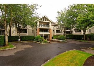 Photo 1: # 110 22015 48TH AV in Langley: Murrayville Condo for sale : MLS®# F1401657