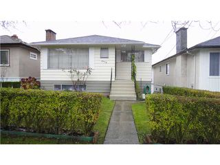 Photo 1: 4952 CHATHAM ST in Vancouver: Collingwood VE House for sale (Vancouver East)  : MLS®# V1040445