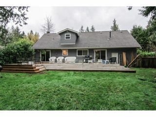 Photo 18: 20355 43RD AV in Langley: Brookswood Langley House for sale : MLS®# F1405621