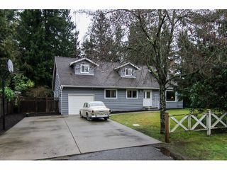 Photo 1: 20355 43RD AV in Langley: Brookswood Langley House for sale : MLS®# F1405621