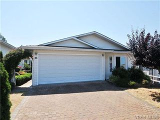 Photo 1: 85 Wolf Lane in VICTORIA: VR Glentana Manu Double-Wide for sale (View Royal)  : MLS®# 340328