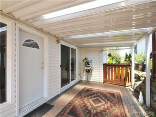 Photo 19: 85 Wolf Lane in VICTORIA: VR Glentana Manu Double-Wide for sale (View Royal)  : MLS®# 340328