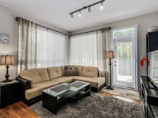 Photo 11: # 1 1125 KENSAL PL in Coquitlam: New Horizons Townhouse for sale : MLS®# V1130701