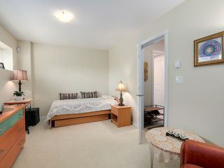 Photo 19: # 1 1125 KENSAL PL in Coquitlam: New Horizons Townhouse for sale : MLS®# V1130701
