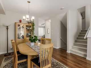 Photo 5: # 1 1125 KENSAL PL in Coquitlam: New Horizons Townhouse for sale : MLS®# V1130701