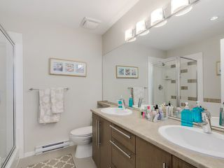 Photo 16: # 1 1125 KENSAL PL in Coquitlam: New Horizons Townhouse for sale : MLS®# V1130701