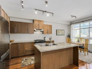 Photo 7: # 1 1125 KENSAL PL in Coquitlam: New Horizons Townhouse for sale : MLS®# V1130701