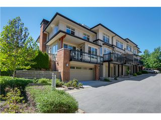Photo 20: # 1 1125 KENSAL PL in Coquitlam: New Horizons Townhouse for sale : MLS®# V1130701