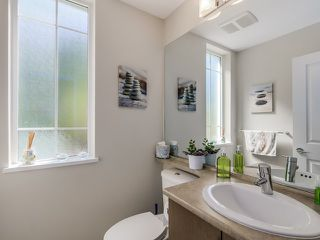 Photo 6: # 1 1125 KENSAL PL in Coquitlam: New Horizons Townhouse for sale : MLS®# V1130701