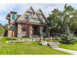 Main Photo: 3824 12 ST SW in Calgary: Elbow Park House for sale : MLS®# C4080028