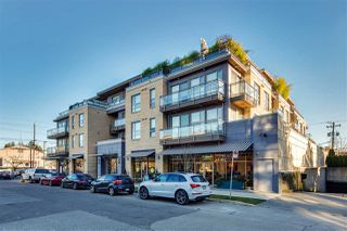 Main Photo: 203 2128 W 40TH AVENUE in Vancouver: Kerrisdale Condo for sale (Vancouver West)  : MLS®# R2136283