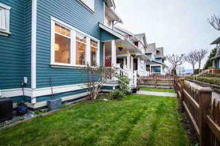 Photo 19: 4 13160 PRINCESS STREET in Richmond: Steveston South Townhouse for sale : MLS®# R2355249