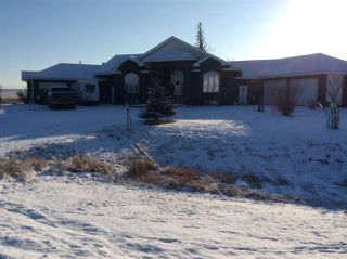 Main Photo: 43 26323 twp 532 A Road: Rural Parkland County House for sale : MLS®# E4181117