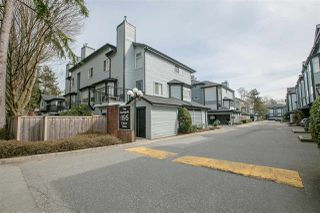 """Photo 1: 14 1195 FALCON Drive in Coquitlam: Eagle Ridge CQ Townhouse for sale in """"The Courtyards"""" : MLS®# R2447290"""