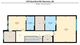 Photo 49: 1079 Gault Boulevard in Edmonton: Zone 27 Townhouse for sale : MLS®# E4192919