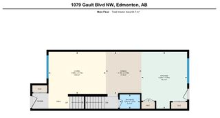 Photo 48: 1079 Gault Boulevard in Edmonton: Zone 27 Townhouse for sale : MLS®# E4192919