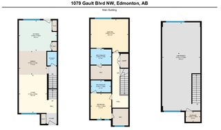 Photo 47: 1079 Gault Boulevard in Edmonton: Zone 27 Townhouse for sale : MLS®# E4192919