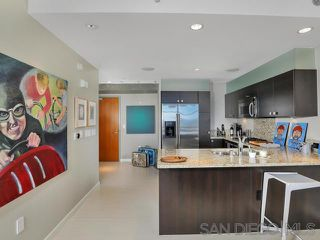 Photo 6: DOWNTOWN Condo for rent : 1 bedrooms : 800 The Mark Ln #1508 in San Diego
