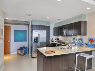 Photo 7: DOWNTOWN Condo for rent : 1 bedrooms : 800 The Mark Ln #1508 in San Diego