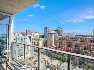 Photo 18: DOWNTOWN Condo for rent : 1 bedrooms : 800 The Mark Ln #1508 in San Diego