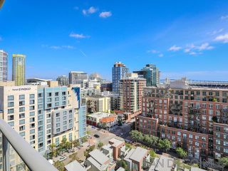 Photo 20: DOWNTOWN Condo for rent : 1 bedrooms : 800 The Mark Ln #1508 in San Diego
