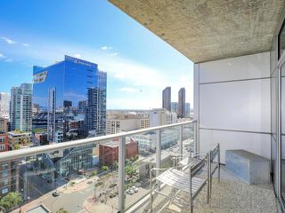 Photo 17: DOWNTOWN Condo for rent : 1 bedrooms : 800 The Mark Ln #1508 in San Diego