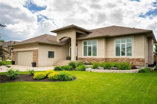 Main Photo: 23 Bentley Place in Niverville: Fifth Avenue Estates Residential for sale (R07)  : MLS®# 202014594