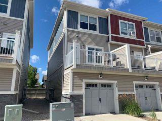 Photo 2: 38 3710 ALLAN Drive SW in Edmonton: Zone 56 Townhouse for sale : MLS®# E4219319