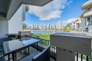 "Photo 20: 205 1859 SPYGLASS Place in Vancouver: False Creek Condo for sale in ""Venice Court-San Remo"" (Vancouver West)  : MLS®# R2514140"